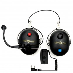 Bezprzewodowe słuchawki do kasku Bluetooth