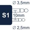 S1 (Icom A-6, A-24)