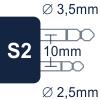 S2 (Icom, poza lotniczymi)