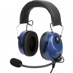 Kompaktowe słuchawki lotnicze