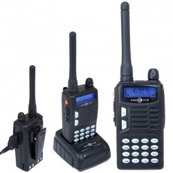 Handheld, 5W transceiver for 2m band (VHF)
