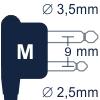 M (Motorola)